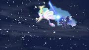 S06E02 Księżniczki nie dają sobie rady z chmurami