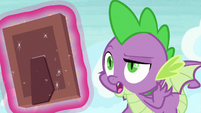 """Spike """"who could forget a masterpiece"""" S9E5"""