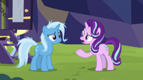 Starlight -did I forget something-- S8E19