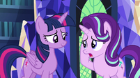 Starlight Glimmer --I might have missed the point-- S6E21