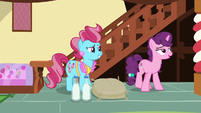 "Sugar Belle ""he's a good listener"" S8E10"