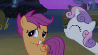 Sweetie Belle 'You don't have to ask me twice!' S3E06