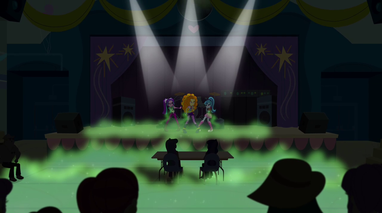 Under Our Spell | My Little Pony Friendship is Magic Wiki