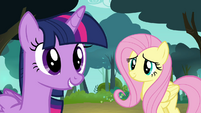 "Twilight ""gonna feel a little funny at first"" S4E16"