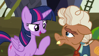 "Twilight ""we're gonna talk with these McColts"" S5E23"