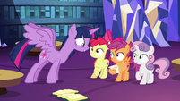 Twilight Sparkle --you know what this calls for--- S6E19
