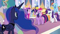 Twilight perante as princesas EG