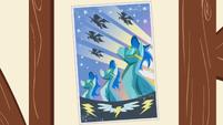 Wonderbolts poster S1E1