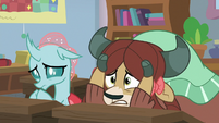 Yona worried about Rockhoof S8E21