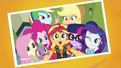 ARABIC My Little Pony Equestria Girls We've Come So Far