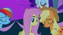 Applejack's Lower Eyelids Error S04E14