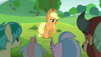 Applejack -the promise of...- S8E9