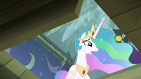 "Celestia ""I think we have a problem!"" S8E7"