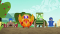 Derby racers ready for the second race S6E14.png