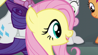 Fluttershy --remember to be extra supportive-- S6E7