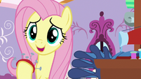 Fluttershy -how grateful you are- S9E19