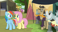Fluttershy and RD hopeful again S4E22