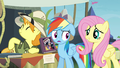 Fluttershy calling orthros cute S4E22.png
