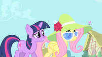 Fluttershy in disguise S1E20
