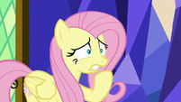 Fluttershy starting to get nervous S8E23