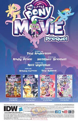 File:MLP The Movie Prequel issue 1 credits page.jpg