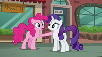 "Pinkie ""...always blows mine away!"" S6E3"