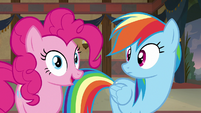 "Pinkie Pie ""she's fancy"" S7E18"