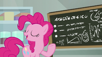 "Pinkie Pie ""that math checks out"" S9E14"