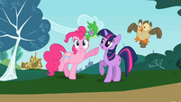 Pinkie Pie and Twilight S02E07