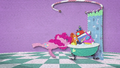 Pinkie Pie drops even more toys in the tub BFHHS2.png