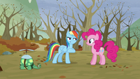 Rainbow -is so cute- S5E5