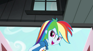 "Rainbow Dash ""Let's go win us a Battle of the Bands"" EG2"