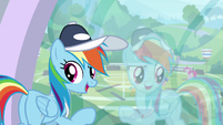 "Rainbow Dash ""what you all just did"" S9E15"