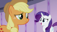 "Rarity ""how could it not?"" S6E10"