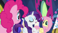 Rarity -they're my favorite accent!- S5E3