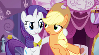 Rarity come with me S3E13