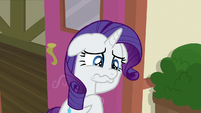 Rarity feeling sad and lonely S9E19