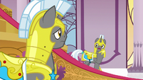 """Royal guard """"are we supposed to say something"""" S7E1"""