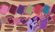 S01E10 Twilight przekładająca książki