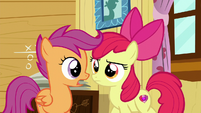 Scootaloo --What do you mean--- S6E4