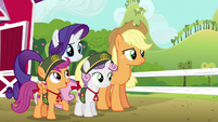 Scootaloo --we've got a lot of ground to cover!-- S6E15
