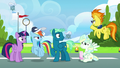 """Spitfire """"that cloud barely knew you were there!"""" S6E24.png"""
