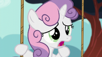 "Sweetie Belle ""But if we can't find anypony with a problem"" S6E4"