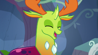 Thorax -it's a place for changelings- S7E17
