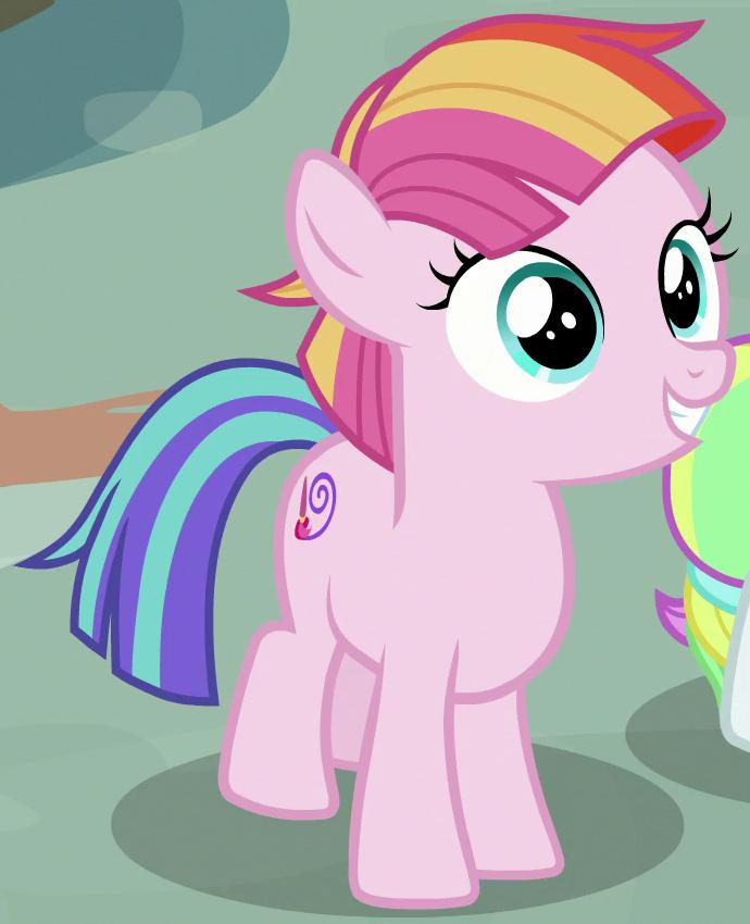 toola roola and coconut cream my little pony friendship