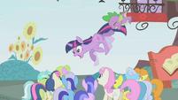 Twilight and Spike -RUN!- S1E03