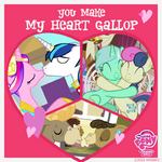 You Make My Heart Gallop