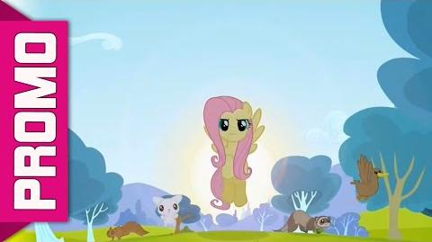 ᴴᴰ Promo My little Pony FiM - Season 5 Premiere (Fluttershy Day)