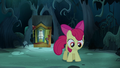 Apple Bloom returns to the dark forest S5E4.png