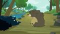 Bear unsuccessful at eating the fish S3E06.png